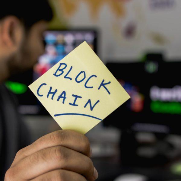 Blockchain logistics Eonic