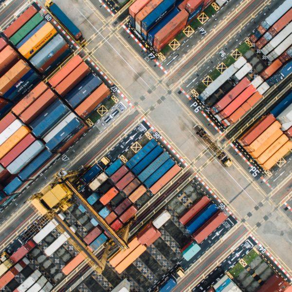 Blockchain logistics transportation