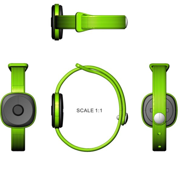 Developing ideas for a fitness tracker