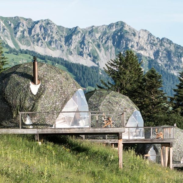 glamping switzerland