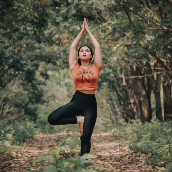 Wellness travel trends yoga